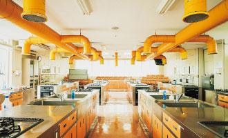 調理実習室(1F)