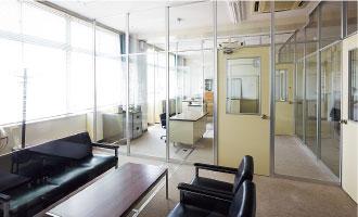秘書実習室(2F)