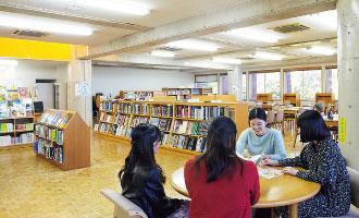 図書館(3F)