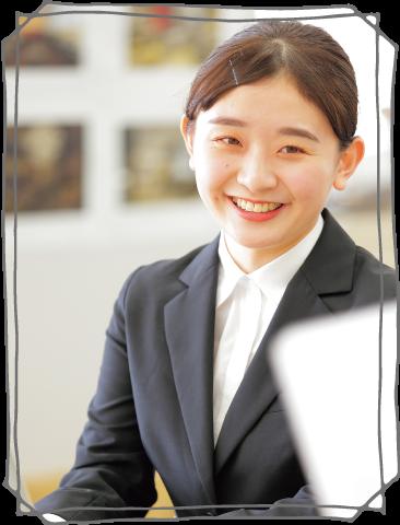 卒業生インタビュー Strory06 ヒルトン長崎 勤務